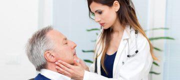симптомы и признаки злокачественной опухоли при раке гортани