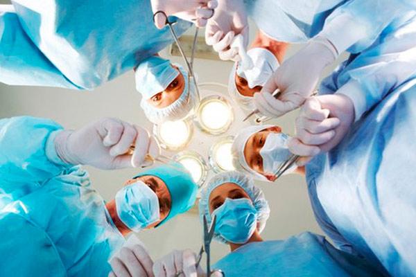 все этапы операции