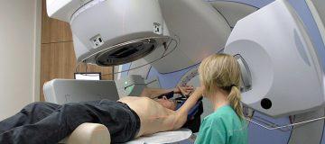 эффективна ли лучевая терапия при раке легких