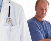 карцинома простаты у мужчин