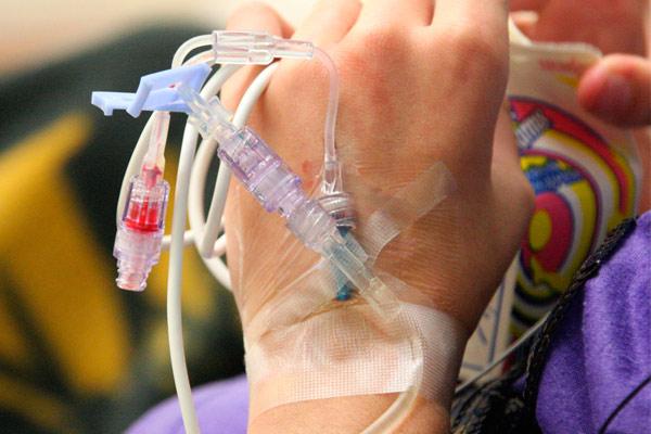 как остановить рост с помощью химиотерапии