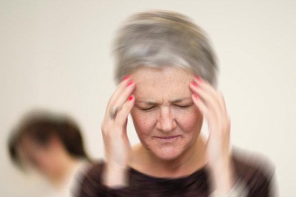 головокружение как признак анемии