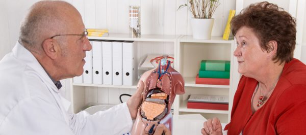 фото первых признаков рака молочной железы