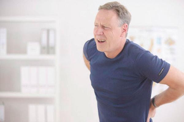 нарушение движений при заболевании позвоночника