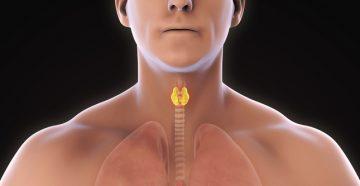 карцинома щитовидной железы проявляется в виде опухоли на шее