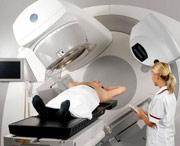 большой аппарат для лучевой терапии