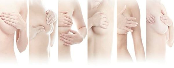 фото аденомы груди
