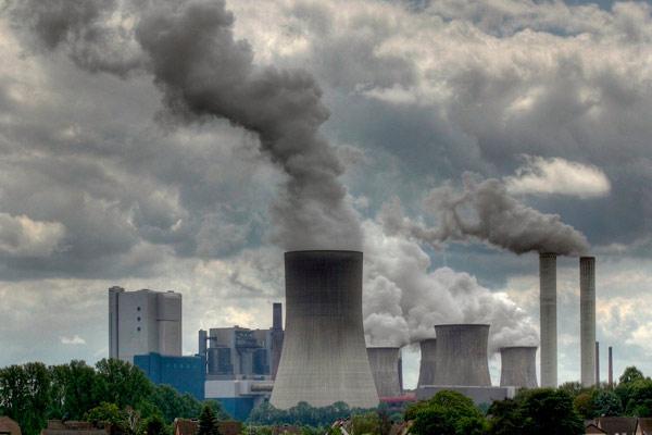 плохая экология вредит здоровью