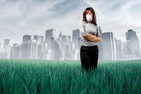плохая экология вызывает рак
