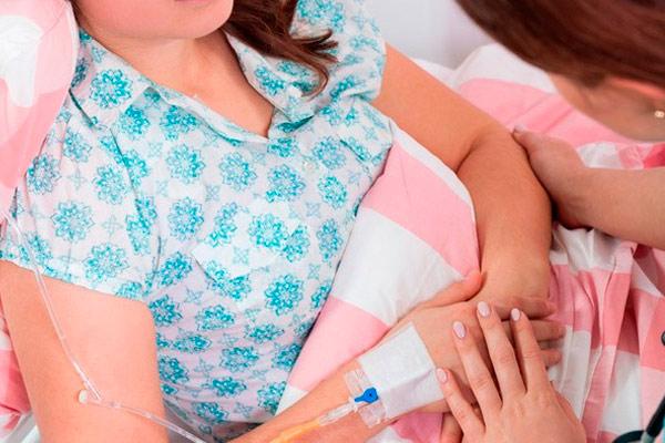 лечение опухоли химиотерапией
