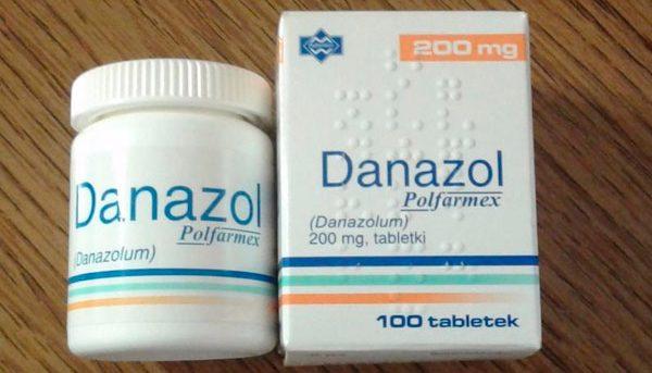 минимальная доза препарата Даназол
