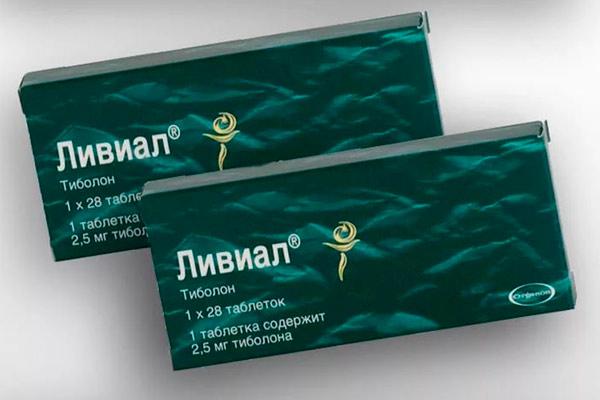 Ливиал содержит андрогены
