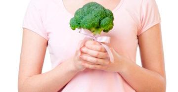 питание при раке молочной железы предполагает отказ от вредной еды