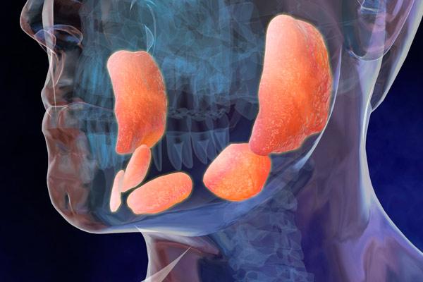 опухоль слюнных желез