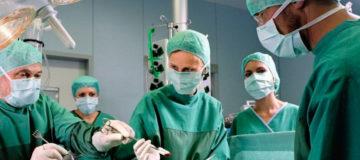 лечение рака кишечника с помощью полостной операции
