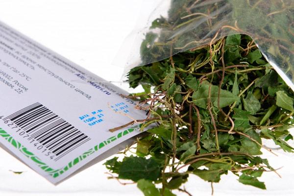 способы лечения травой