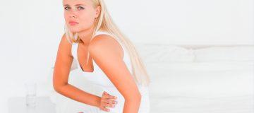 видимые симптомы большой фибромы матки