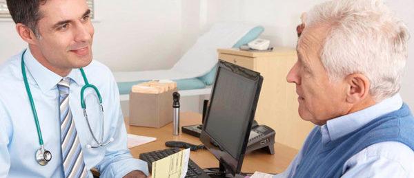 нужно посещать врача при малейших проблемах