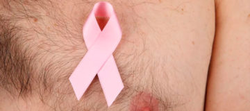 рак груди у мужчин диагностируется очень редко