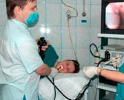 пациенту делают фгс