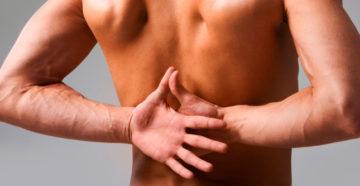 липома может развиться на спине