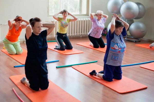 помогает физическая активность