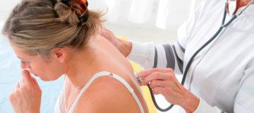 как определить рак легких у женщин