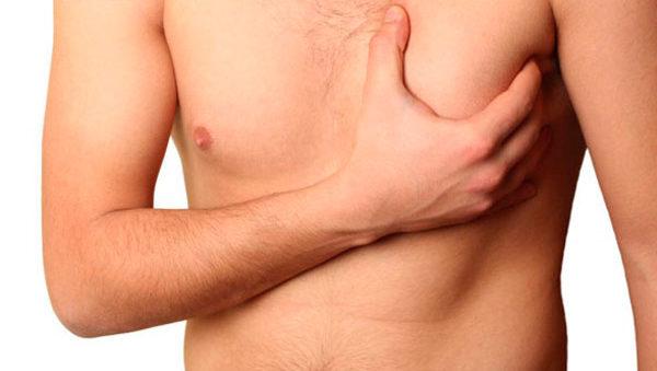 возможен ли рак груди у мужчин