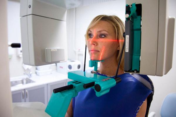 рентген полости рта