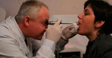 комплексная диагностика рака горла