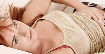 первые признаки рака матки становятся заметны в середине первой стадии