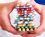 лечение симптомов таблетками