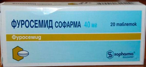 мочегонные препараты для мужчин