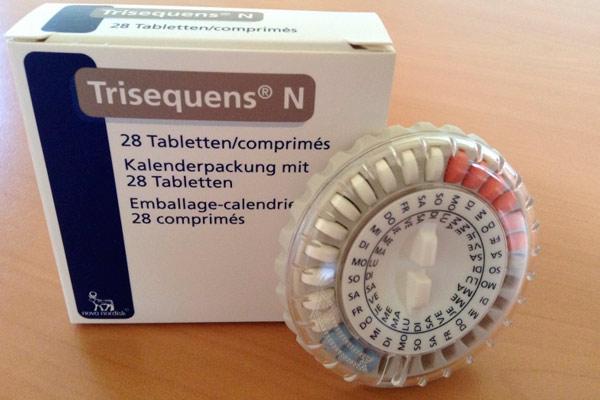 побочные эффекты от Трисеквенс