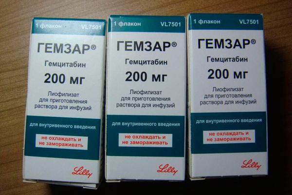 эффективность химиотерапии при опухолях жкт