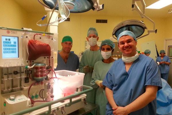 орган пересаживают больным с хорошим прогнозом