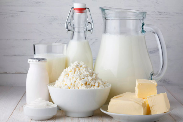 полезны молочные продукты