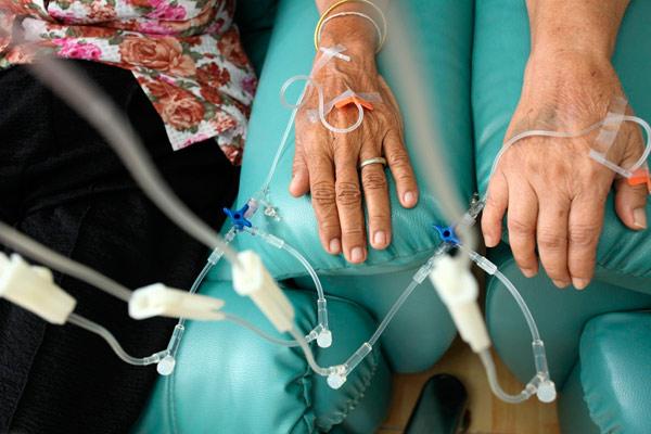 курс красной химиотерапии