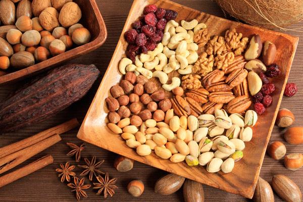 полезны орехи всех видов