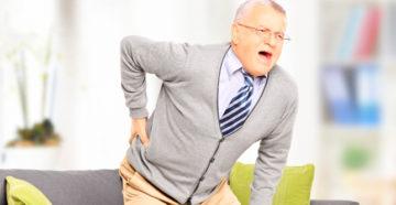 резкие и отдающие в спину боли при раке легких