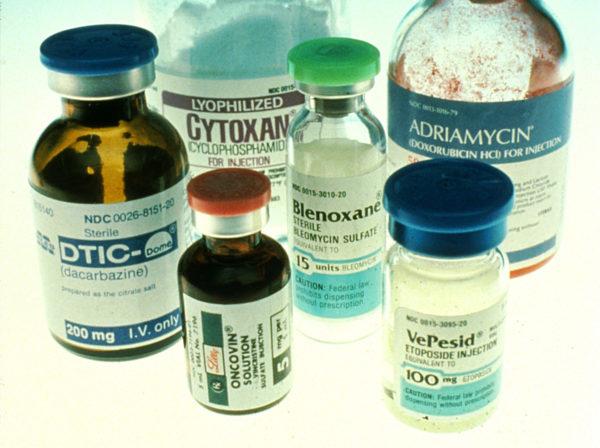 чем вылечить опухоль с метастазами